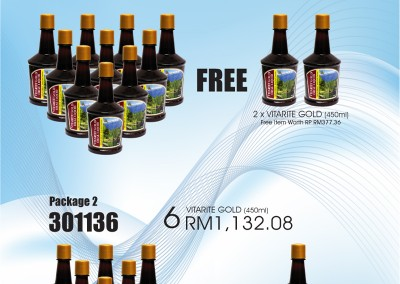 Monthly Promotion (Effective from 1st April 2018)